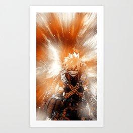 Bakogu Art Print