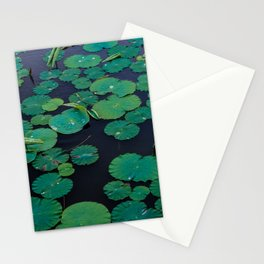 Temple Lilypond Stationery Cards