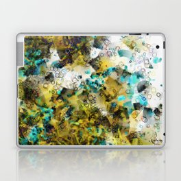 JAPANESSE DANCING Laptop & iPad Skin
