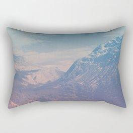 bamf mountain Rectangular Pillow