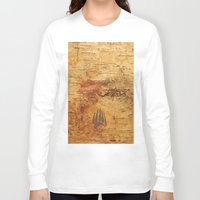 birch Long Sleeve T-shirts featuring Birch by Shaun Hedican