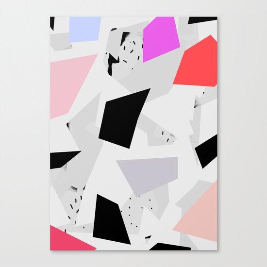 Pattern 017 Canvas Print