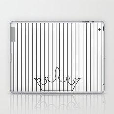 crown and stripes Laptop & iPad Skin