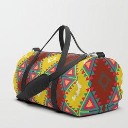 Indian Designs 36 Duffle Bag