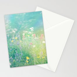 Mountain Wildflowers Stationery Cards