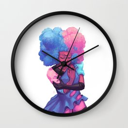 Something entirely new Wall Clock