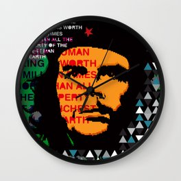 CHE0203 Wall Clock