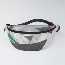 Tropical plants XVIII Fanny Pack