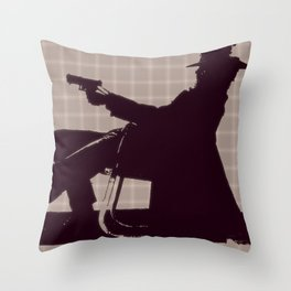 Justified ||| Throw Pillow