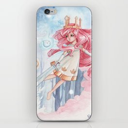 Fly on you Golden Girl iPhone Skin