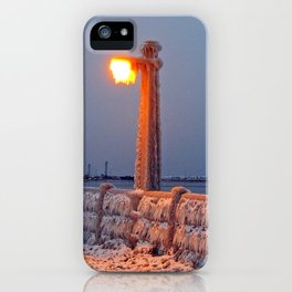 The Chill is On iPhone Case