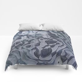 Abstract Composition 359 Comforters