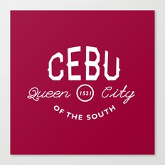 Philippine Series - Cebu Canvas Print