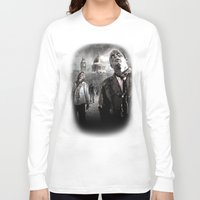 zombies Long Sleeve T-shirts featuring Zombies by Joe Roberts