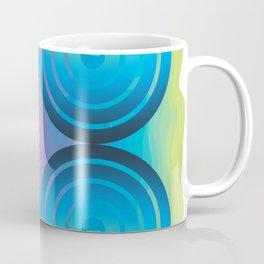 Spiral Pattern Coffee Mug