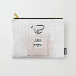 Pink Perfume 7 Carry-All Pouch