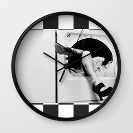 Permapress Wall Clock