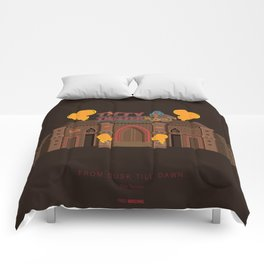 From Dusk Till Dawn | Titty Twister Comforters