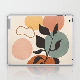 Abstract Minimal Shapes 23 Laptop & iPad Skin