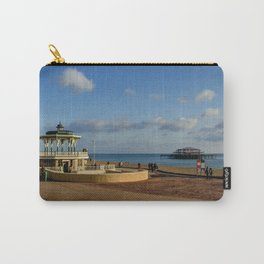 Brighton Bandstand Carry-All Pouch