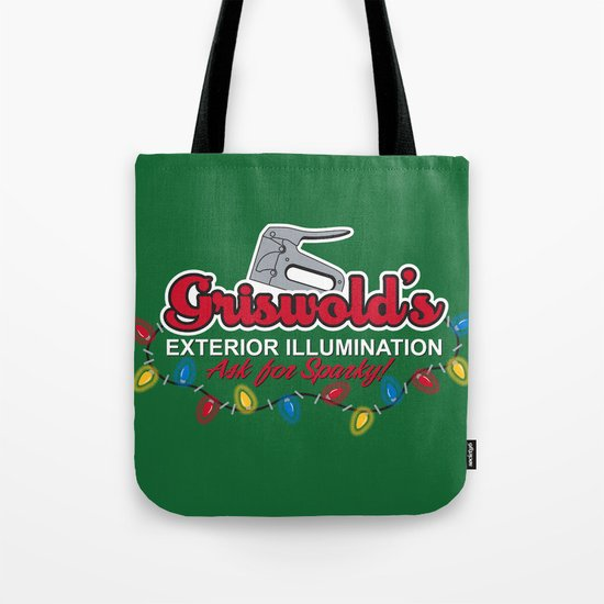 Griswold's Exterior Illumination Tote Bag
