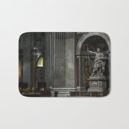 Inside The Vatican Bath Mat