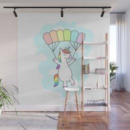 Unicorn Glide Wall Mural