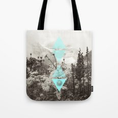 Mountain Breeze Tote Bag