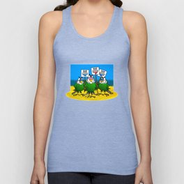Budgie Smugglers Unisex Tank Top