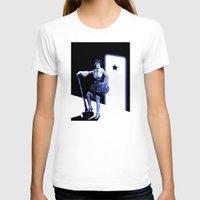scott pilgrim T-shirts featuring Ramona Flowers - Scott Pilgrim by Danielle Tanimura