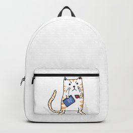 Working Cat Backpack