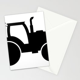tractor Stationery Cards