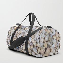 Beach Pebbles Duffle Bag