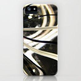 Stripes & Spirals iPhone Case
