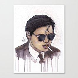 MARK GOR Canvas Print