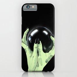 Crystallomancy iPhone Case