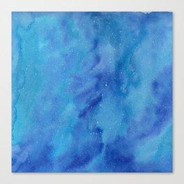 Sea of Stars Canvas Print