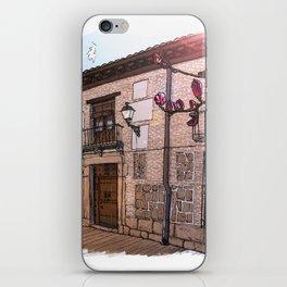 Sweet Home Alcalá iPhone Skin