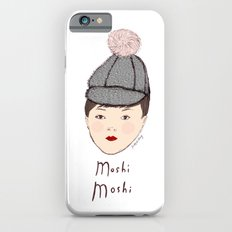 Moshi Moshi - White and Pink Slim Case iPhone 6s