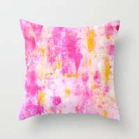 fancy Throw Pillows featuring Fancy by T30 Gallery