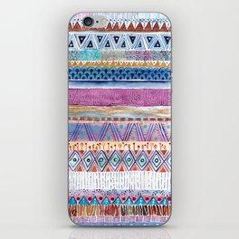 Tribal Watercolor Pattern. iPhone Skin