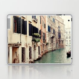 Venetian Canal Laptop & iPad Skin
