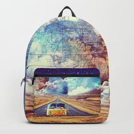Globe trotter Backpack