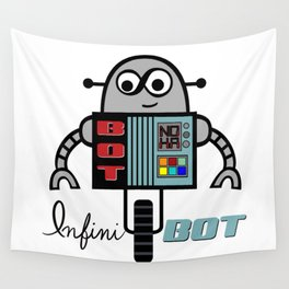 InfiniBOT Wall Tapestry