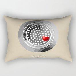 always a chance Rectangular Pillow