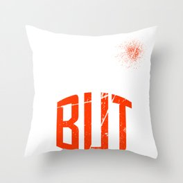Nothing But Dust Skeet Shooting design Gift Throw Pillow