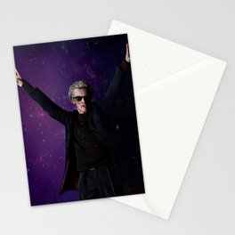 Doctor Disco Stationery Cards