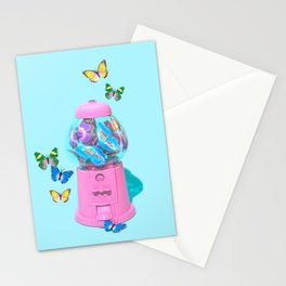 Butterfly Dream Stationery Cards