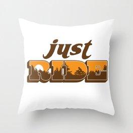 jr Throw Pillow