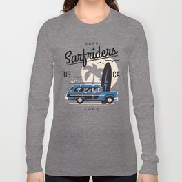 Easy Surfriders Long Sleeve T-shirt
